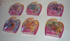 LOT OF 6 WINX CLUB BLOOM AISHA TECNA MUSA STELLA FLORA  Believix Dolls 3.75""