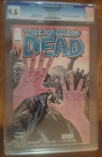 The Walking Dead 51 IMAGE  CGC 9.6 NM+ NEAR MINT WHITE PAGES