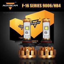 Auxbeam F-16 SERIES 9006 HB4 60W 6000LM CREE LED Headlight Bulbs Kit 6000K White