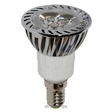 R50 LED Light Bulb High Power 3W E14 Small Edison Screw Energy Saving New
