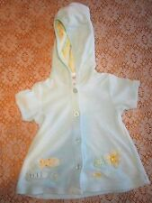 Boys/ Girls Swimsuit Cover Up size 3 6 9 months Minibasix bathing suit coverup