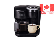 Keurig K-Duo Essentials Single Serve and Carafe Coffee Maker Black