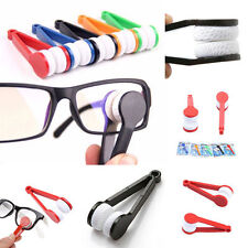 Spectacles Eyeglasses Lens Cleaner Microfibre Optic Cleaning Glasses Cloth Tool