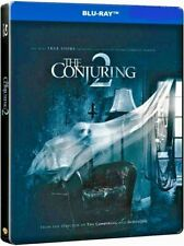 The Conjuring 2 (2016) Limited STEELBOOK Blu-ray - All Region - Supernatural