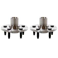 Pair of 2 New Rear Left and Right Wheel Hub Bearings for a Ford Lincoln Mercury