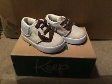 Vegan Shoes Size 4.5 Infant.Keep Company. Ramos Seersucker