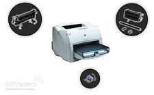 HP LaserJet 1200 Printer Remanufactured pick up roller > Solenoid > fuser done