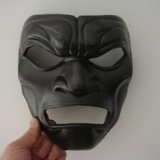 Black Japan Samurai 300 Spartans Mask Masquerade Cosplay Costume Party Props new