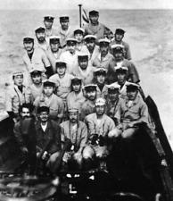 WW2 WWII Photo Japanese Submarine I-29 Crew 1943 World War Two Japan  / 7182