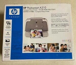 HP Photosmart A310 New In Box (Never Opened, Never Used)