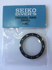 BEZEL INSERT FOR SEIKO 4205 LADIES DIVER´S WATCHES