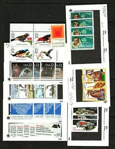 """(3972) STAMPS  $8.79 US MINT nh FULL GUM """"CLEARANCE"""""""