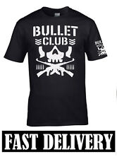 BONE SOLDIER BULLET CLUB NJPW FANCY DRESS 90S RETRO SPORTS WRESTLER T-SHIRT