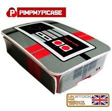 Raspberry Pi 3 (Haut nur) NES Game-Pad (mit Raspberry Pi 3 Fall) RetroPie