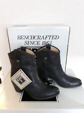 FRYE - JACKIE BUTTON Short Black Boot - Women's Size 10M