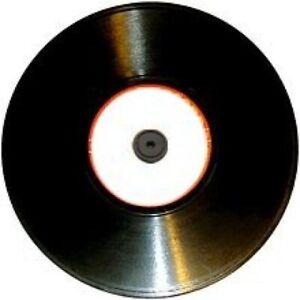 Singel Schallplatte