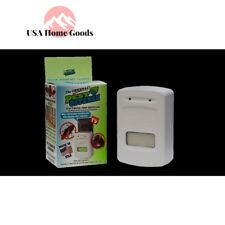 Electronic Indoor Pest Control Rodent Mice Rats Bugs Roach Ultrasonic Repeller