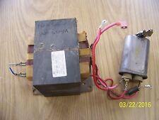 Panasonic Transformer B600B705 AP From NN-6504A Microwave  with capasitor