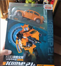 Alloy version of bumblebee KBB amplifies beetle MP21 deformation toys