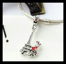 Limited Addition Disneyland Paris  Minnie Mouse Eiffel Tower Charm