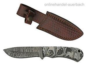 RITE EDGE DM-1251BK Messer Damast Damaszener