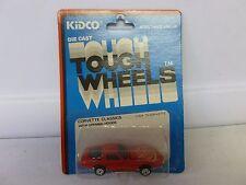 1980 Kidco Corvette Classics w/Opening Hoods 1978 Corvette 1/60