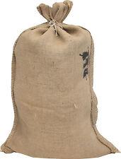 100 PACK 18x28 Military Burlap Sandbags