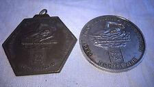 Lot 2 Médaille Fédération Française de Natation Normandie
