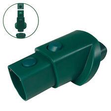 Elektro Adapter geeignet für Vorwerk Kobold Tiger wie AD 12 passgenaue Qualität