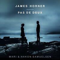 HAKON/PETRENKO/RLPO SAMUELSEN/MARI/SAMUELSEN - PAS DE DEUX  CD NEU HORNER,JAMES
