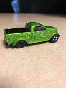 Hot Wheels Dodge Power Wagon Code Car Green