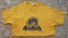 Cataractes Shawinigan Hockey T Shirt Quebec Canada Gold Adult Large