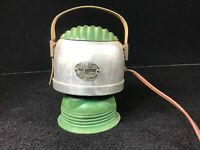 VINTAGE ORIGINAL 1950'S WORKING ELECTRIC SPOT REDUCER HAND HELD MASSAGER RETRO