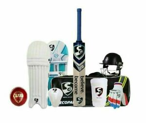 SG Economy Cricket Kit, Size 5