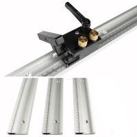 Aluminium Alloy 400/500/600mm T Track T-Slot Slider Miter Jig Tools Accessories