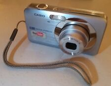 Casio EXILIM ZOOM EX-Z85 9.1 MP Digital Camera - Silver