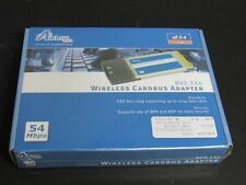 Airlink 101 AWLC3026 Wireless Cardbus Adapter 802.11G 54Mbps