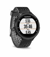 Garmin Forerunner 235 Black and Gray GPS and GLONASS Running Watch 010-03717-54