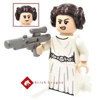 Lego Star Wars - Princess Leia minifigure from set 75244