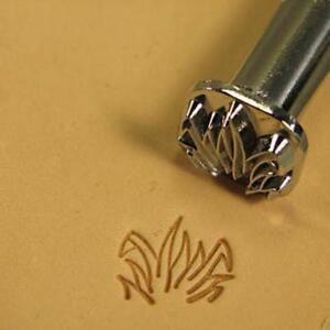 Long Grass 2-D Leather Stamp F113