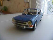 Voiture Miniature 1/43 Simca 1301 Spéciale Bleue
