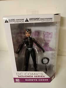 "DC Comics ""Designer Series"" CAT WOMAN 8"" Action Figure"