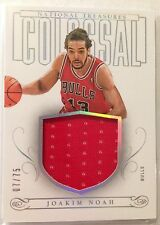 9c3d0982c94 Joakim Noah Piece of Authentic Basketball Trading Cards for sale | eBay