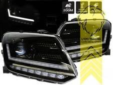 OSRAM LEDriving VOLL LED Scheinwerfer für VW Amarok schwarz