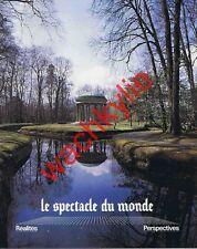 Le spectacle du monde n°310 01/1988 Immigration Islam en France Institut Pasteur