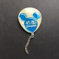 DLR - 45th Anniversary Balloon Series Blue Limited Edition 5000 Disney Pin 1851