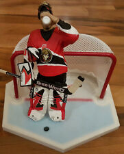 McFarlane NHL Series 8 Patrick Lalime Ottawa sénateur Variant Goalie Hockey sur glace