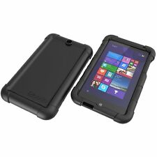 "For HP Stream 7 Case Poetic ""Shockproof w/ Drop Protection"" Cover Black"