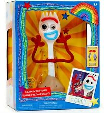 Disney Official Toy Story 4 Walking Talking Interactive Forky Action Figure NEW