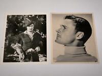 Errol Flynn 8x10 BW Photos Portrait and The Adventures of Robin Hood (1938)
